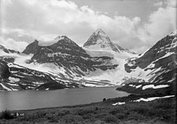 Mount Assiniboine 1902