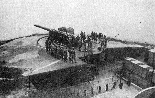 Mount Davis Battery F2