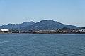 Mount Koshidake from a quay near Kusukutsu Park.jpg