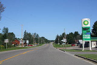 Mountain (CDP), Wisconsin human settlement in Wisconsin, United States of America