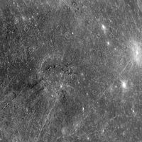 Mozart crater on Mercury by Messenger EN0108830250M.jpg