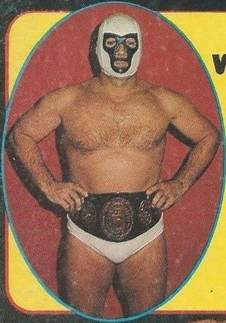 Mr. Wrestling II - Image: Mr Wrestling II Wrestling Yearbook Magazine Summer 1977