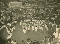 Gala d'ouverture du premier congrés du MRAP (1949).