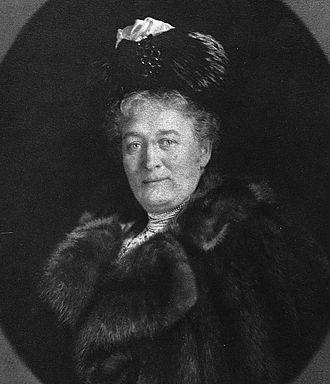 James Ross (Canadian businessman) - Mrs Annie (Kerr) Ross (1847–1915)