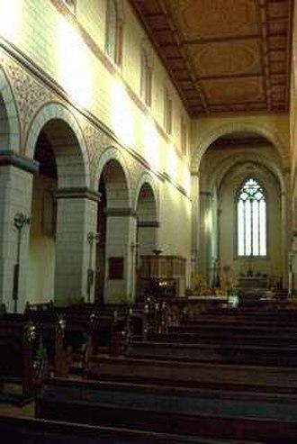 Mariental Abbey - Image: Mtal Innen