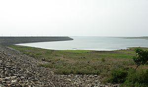 Bankura - Mukutmanipur dam