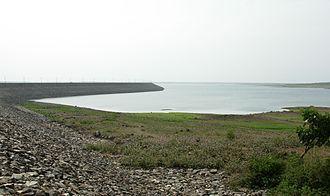 Bankura district - Mukutmanipur dam
