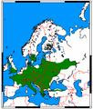 Muscardinus avellanarius range map.png