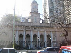 Sarmiento historic museum - Museo Histórico Sarmiento.
