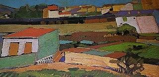 Arturo Checchi Italian painter