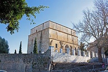 Mustafa Pasha Mosque, Rhodes 2010 2.jpg