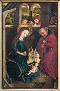 Nürnberg St. Lorenz Dreikönigsaltar Geburt 01.jpg