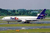 N582FE - MD11 - FedEx