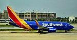 N7717D Southwest Airlines Boeing 737-76N Serial Number 32664 (43723160252).jpg