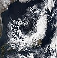 NASA Satellite Image of Japan Captured March 11, 2011.jpg