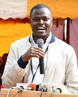 Ndindi Nyoro Kenyan politician