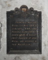 NHCP Historical marker of first burial place of Francisco Mercado and Teodora Alonso.png