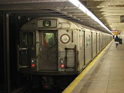 R38 New York City Subway Car Wikipedia