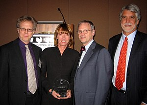 Enrique Peñalosa - Enrique Peñalosa Londoño at the 2009 Sustainable Transport Awards