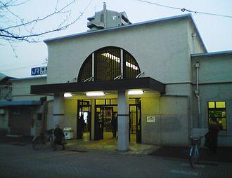 Nada Station - Old building (2006)