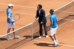 Nadal v Murray FO semi 2011