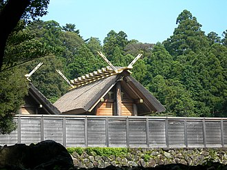 Ise, Mie - Naigu in Ise Shrine