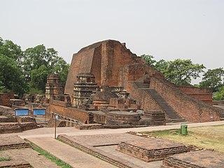 Nalanda Ancient University in India