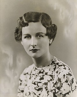 Nancy Mitford, 1932.