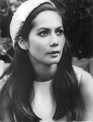 Nancy Kwan - Publicity photo, 1971