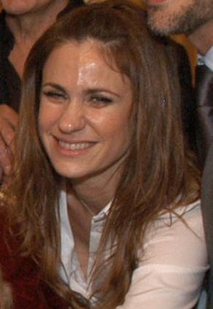 Graduados - Nancy Dupláa received the Tato Award for best actress in daily drama.