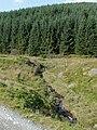 Nant Tadarn joins the Afon Tywi, Powys - geograph.org.uk - 1570009.jpg