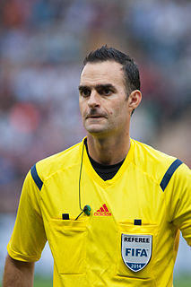 Stephan Studer Swiss football referee