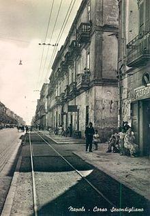 Tranvia Napoli Aversa Giugliano Wikipedia