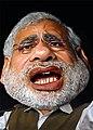 Narendra Modi - Caricature (14219723961).jpg