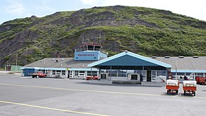 Narsarsuaq Airport - Narsarsuaq Airport