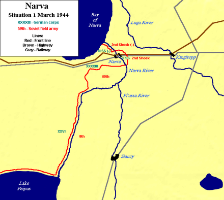 Situation around Narva, March 1944. Narva area.png