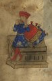 National Library of Israel, image from the Rothschild Haggadah, high resolution 486071 005.tif
