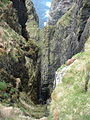 Natural arch from above - geograph.org.uk - 1290894.jpg
