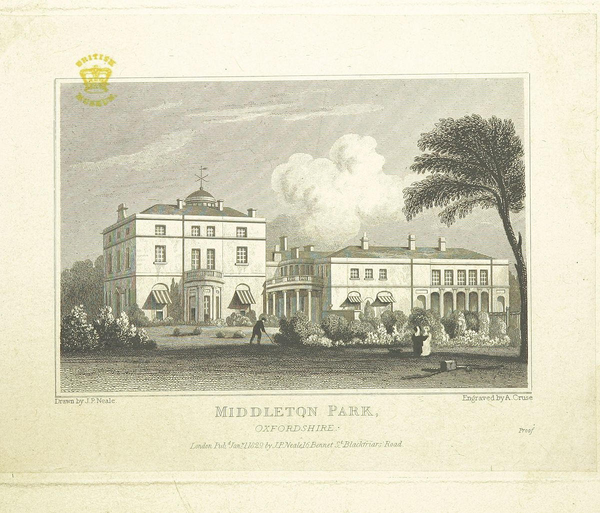 Middleton Park, Oxfordshire