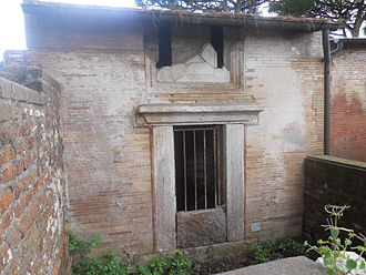 Isola Sacra - Necropolis of Portus