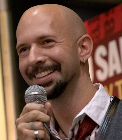 Picture of an author: Neil Strauss