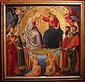 Neri di bicci, incoronazione della vergine e santi, 1460-61 (museo innocenti, fi) 02.jpg