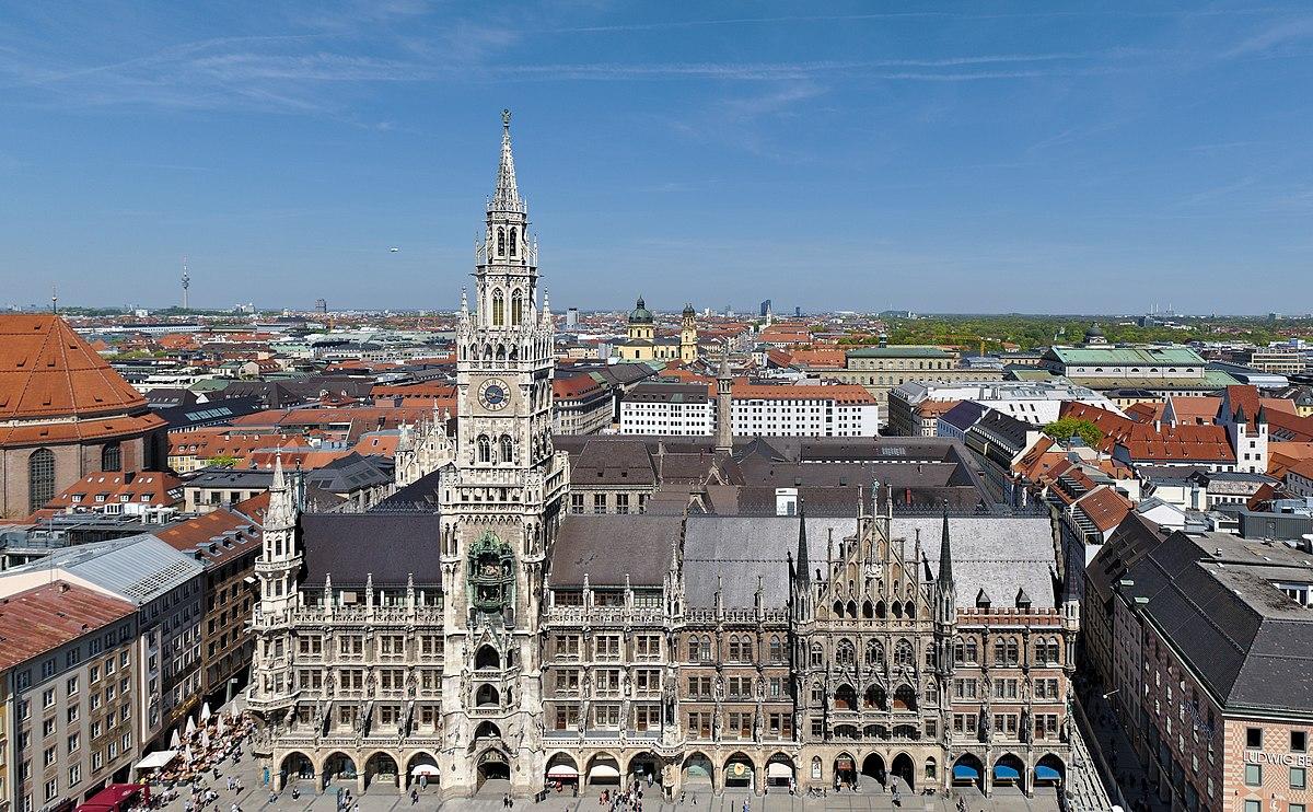 New Town Hall (Munich) - Wikipedia