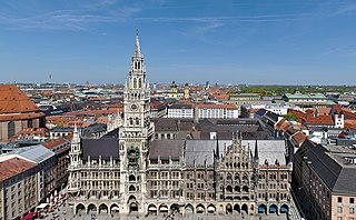 Architecture of Munich