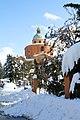 Neve sul Santuario della Beata Vergine di San Luca sul Colle della Guardia - panoramio (3).jpg