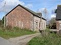 New Barn, outskirts of Sixpenny Handley - geograph.org.uk - 277348.jpg