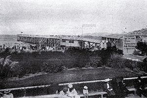 New Brighton Pier - The pier in 1909