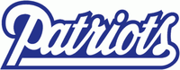 New England Patriots wordmark (1993 - 1999).png