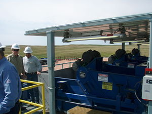 Shale shakers - New Shale Shakers