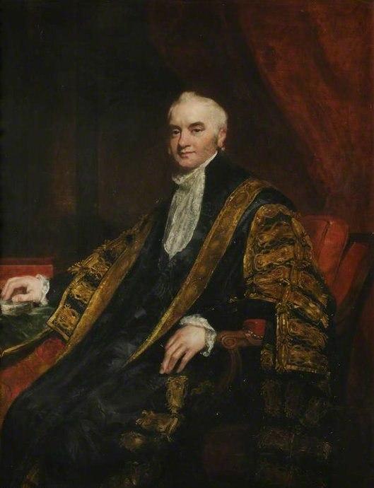 Nicholas Vansittart by William Owen